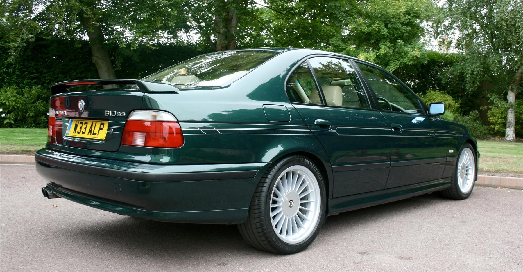 Used 2000 Bmw Alpina For Sale In Wirral Pistonheads