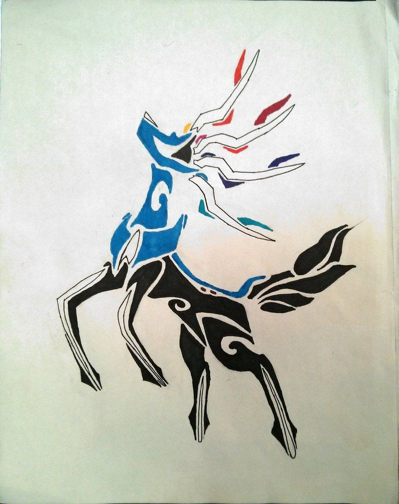 Legendary Pokemon Tribal Tattoos Google Search Pokemon Tattoo Tribal Pokemon Tribal Drawings