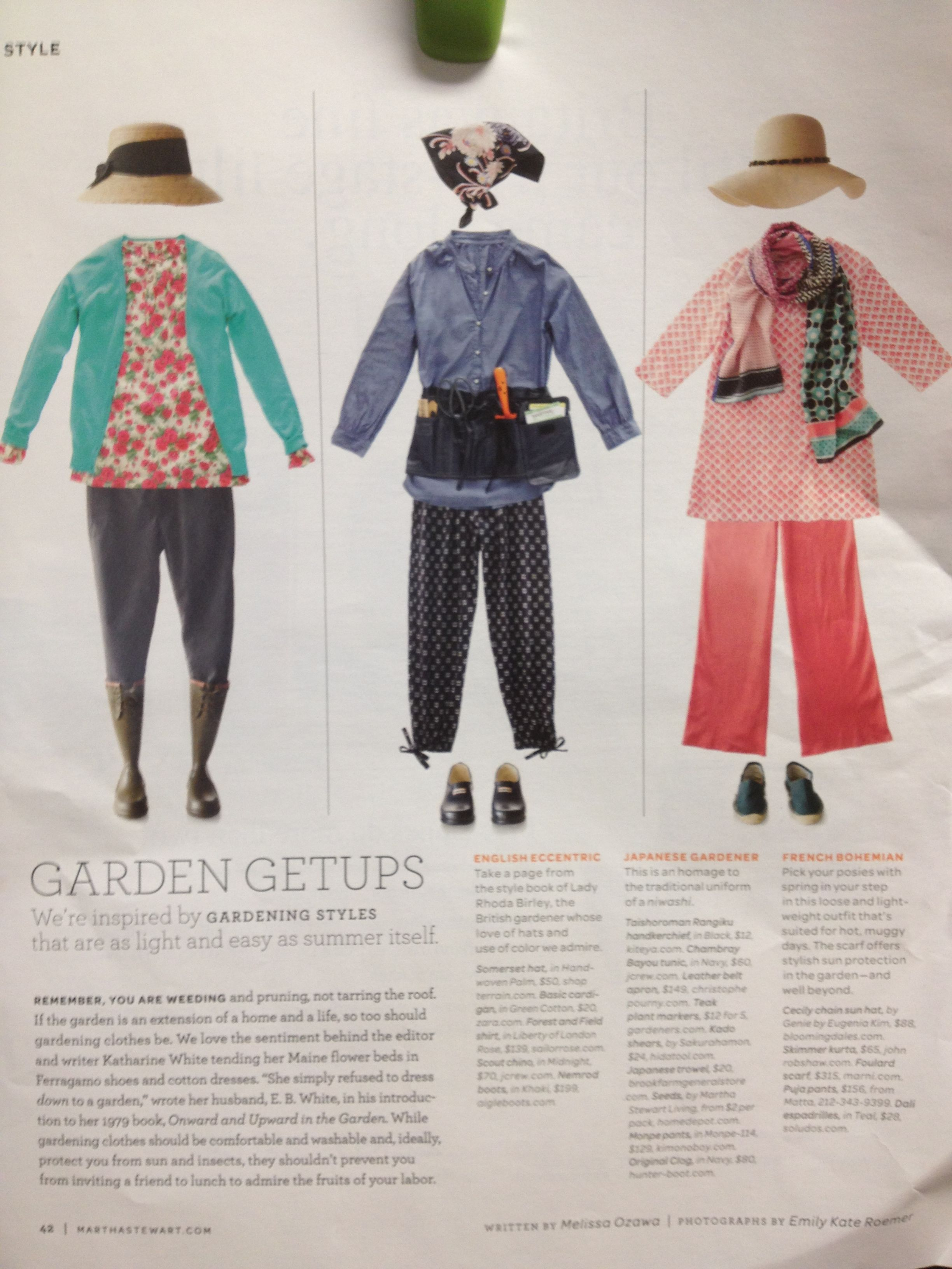 60deca518c57ace8f63293d375fab747 - Best Clothes To Wear For Gardening