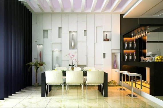 Exceptionnel Home Bar Interior Design Ideas For Living Room Image 138