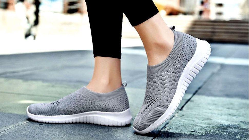 Comfy Slip-On Sneakers