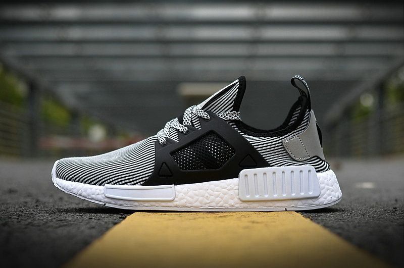 sale retailer eac2e 698c6 NMD Walking Running shoes Sneaker. adidas NMD XR1 stripes