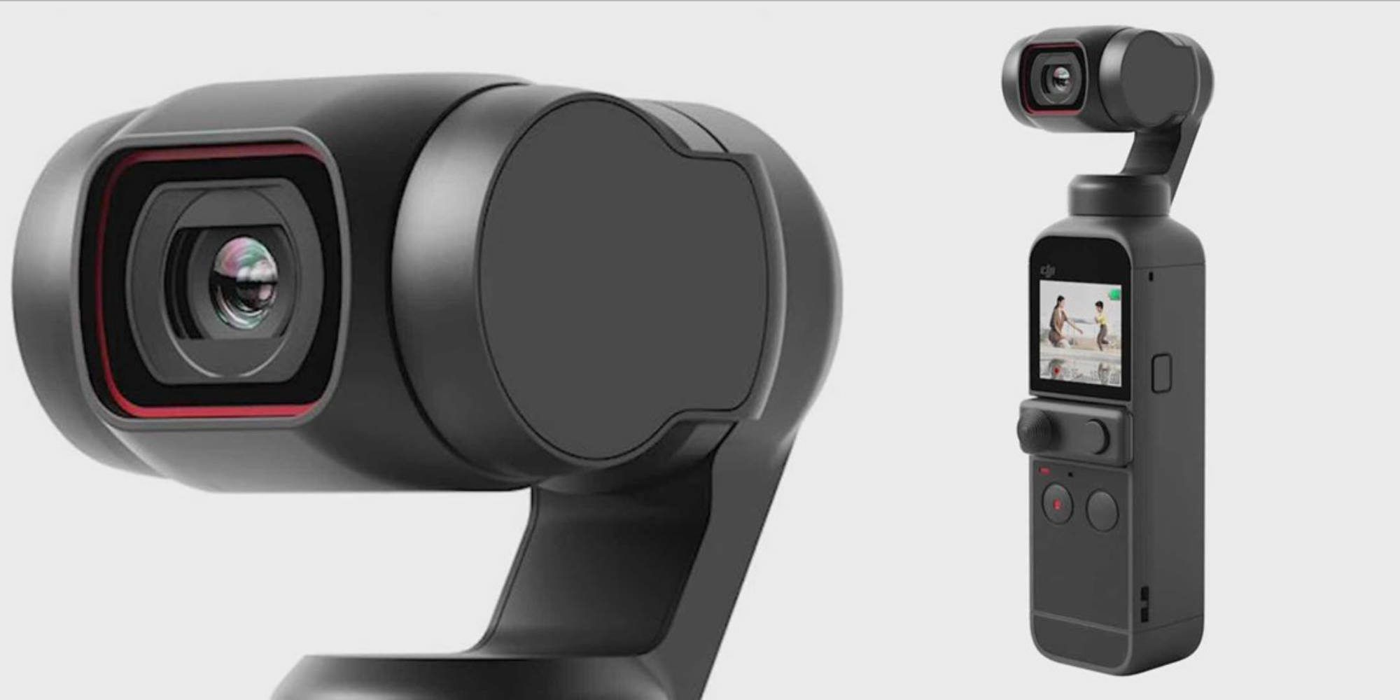 dji osmo pocket 2 appears to leak with