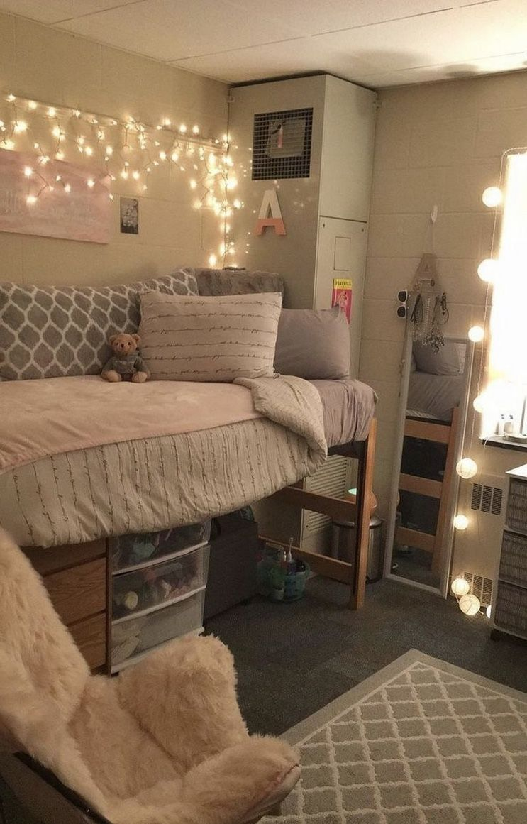 Led Wall Lights Apartment Decorating College Bedroom Dorm Room