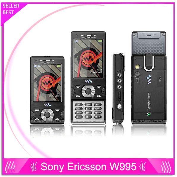 W995 Original Font B Sony B Font Ericsson W995 Mobile Phone 3g Network Walkman 4 0 Player Wifi Bluetooth Gps Ce Phone Buy Cell Phones Online Mobile Phone