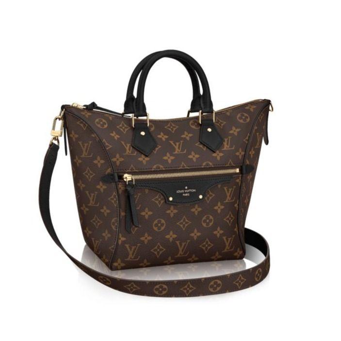 1350be5a0370 Louis Vuitton Handbags Monoglam Cambus A4 Elegant Style Handbags 2 ...