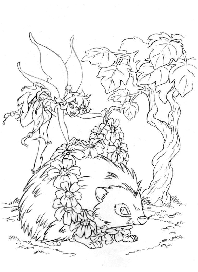 Fairies Coloring Book Beck2 Clean Up Pencil Fairy Coloring Book Fairy Coloring Pages Fairy Coloring [ 1048 x 762 Pixel ]