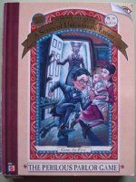 Lemony Snicket's A Series of Unfortunate Events Perilous Parlor Game (Avalon.ph)