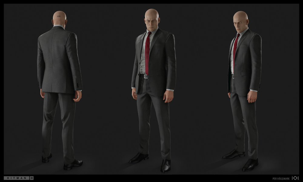 Artstation Agent 47 Per Haggmark In 2021 Agent 47 Hitman Agent 47 Agents