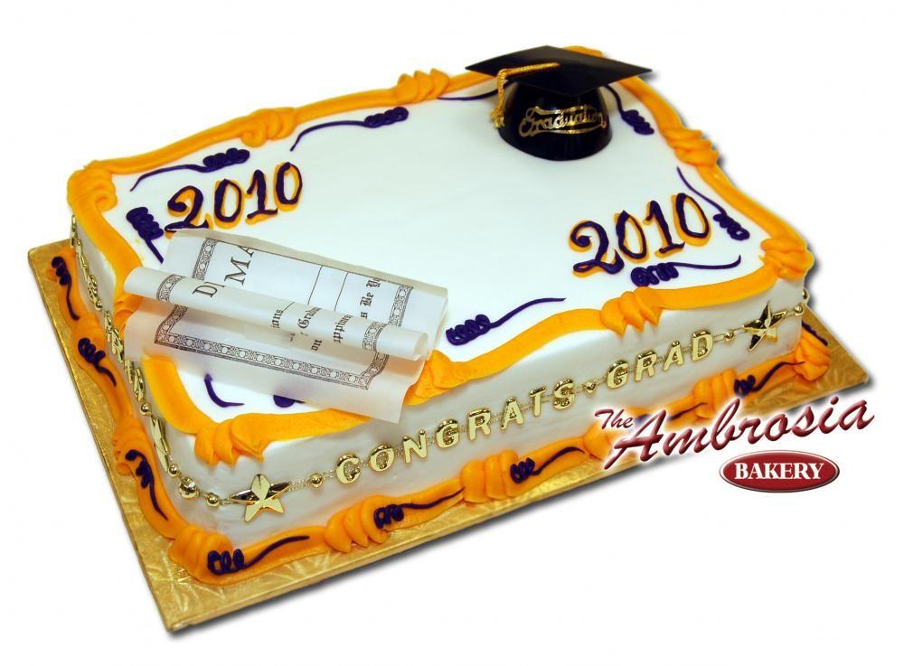 Graduation Sheet Cakes images graduati...