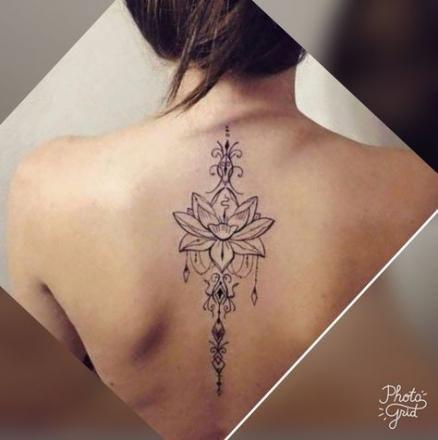 50 Ideas for tattoo designs back henna