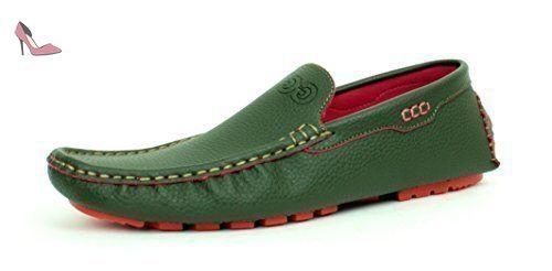 37ea990f94ed3 neuf pour hommes Mocassin à Enfiler Décontracté Chaussures Semelle  Antidérapante Moccasin Design Italien tailles RU -
