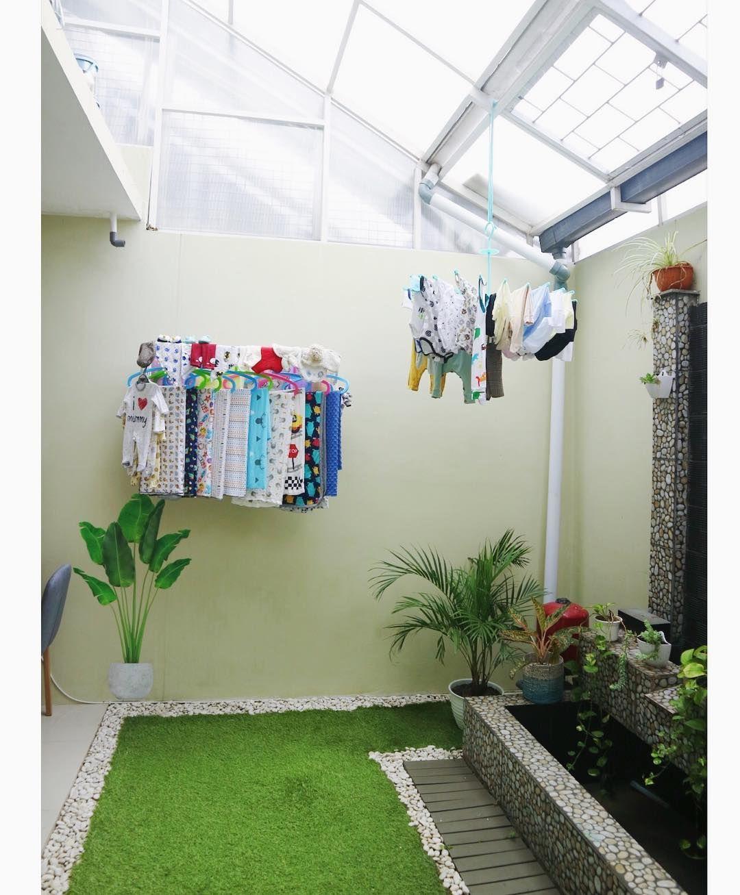 Hannibii On Instagram Nongkrongin Yg Beginian Aja Udah Happy Bgt Ibu Mah Makasiih Yaa Bapa Ud Home Room Design Laundry Room Design Home Decor Kitchen