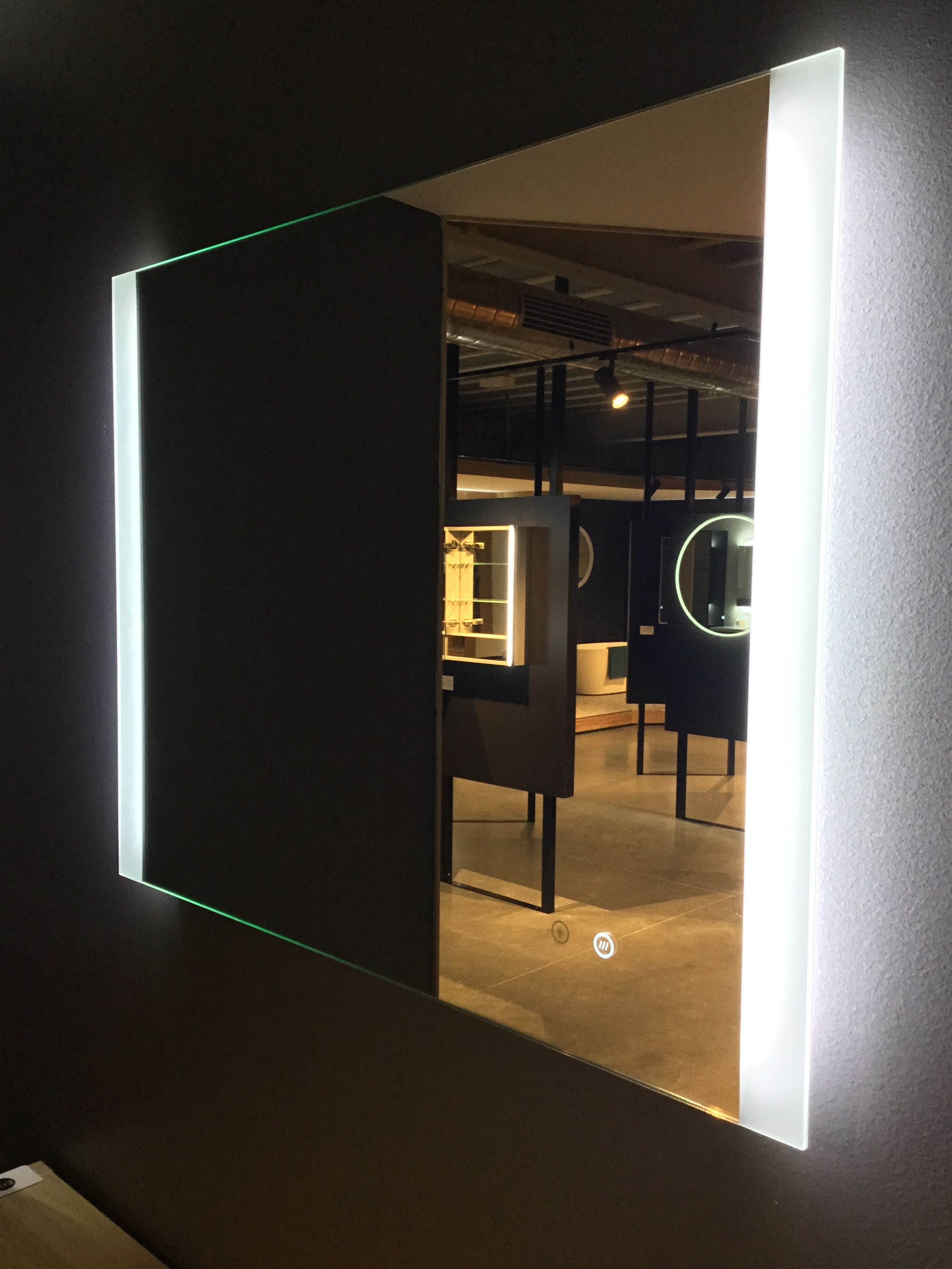 Backlit Mirror, Remer, LED Mirror, Demister Pad, Demister