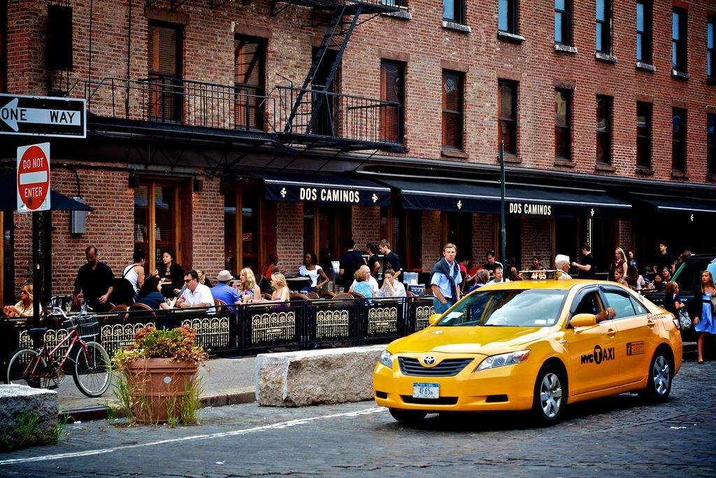 Nyc Meatpacking Metal Awning Metal Awning Nyc Store Fronts