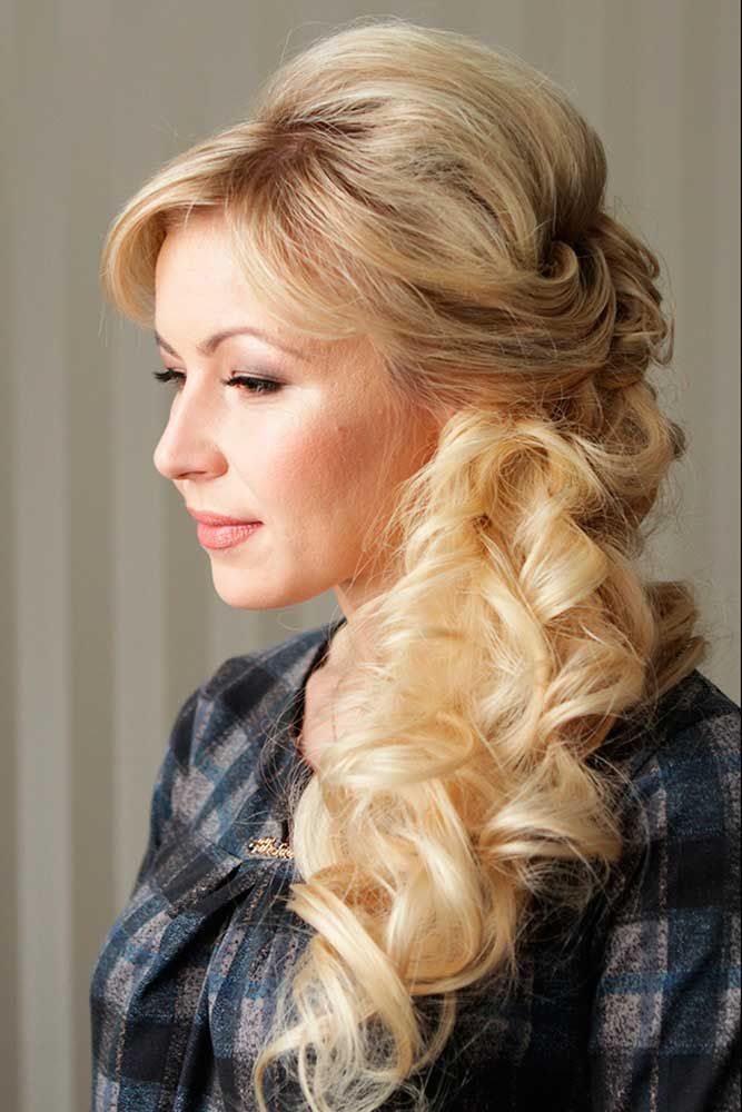 36 mother of the bride hairstyles | frisur und haar