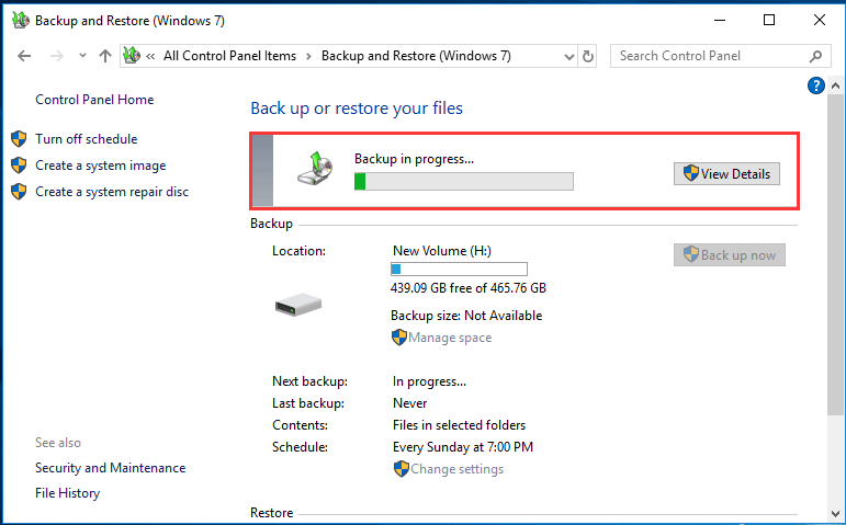 Guide How To Back Up Your Computer To An External Drive Backup