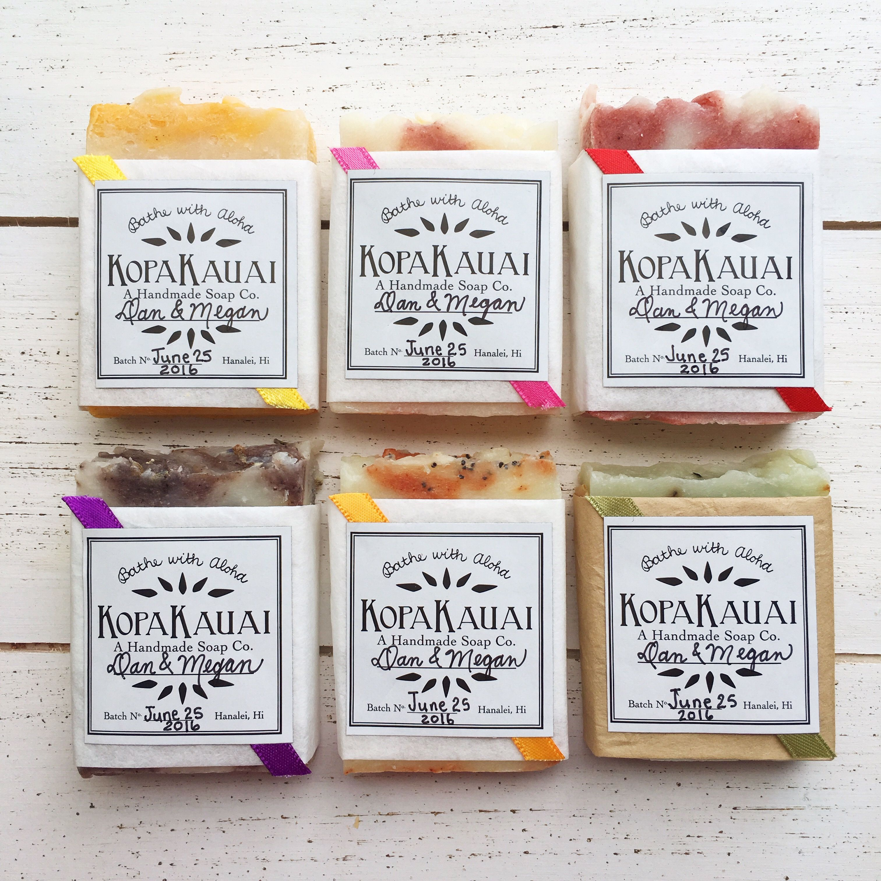 Our hand cut soups make beautiful wedding favors. | Wedding Favors ...