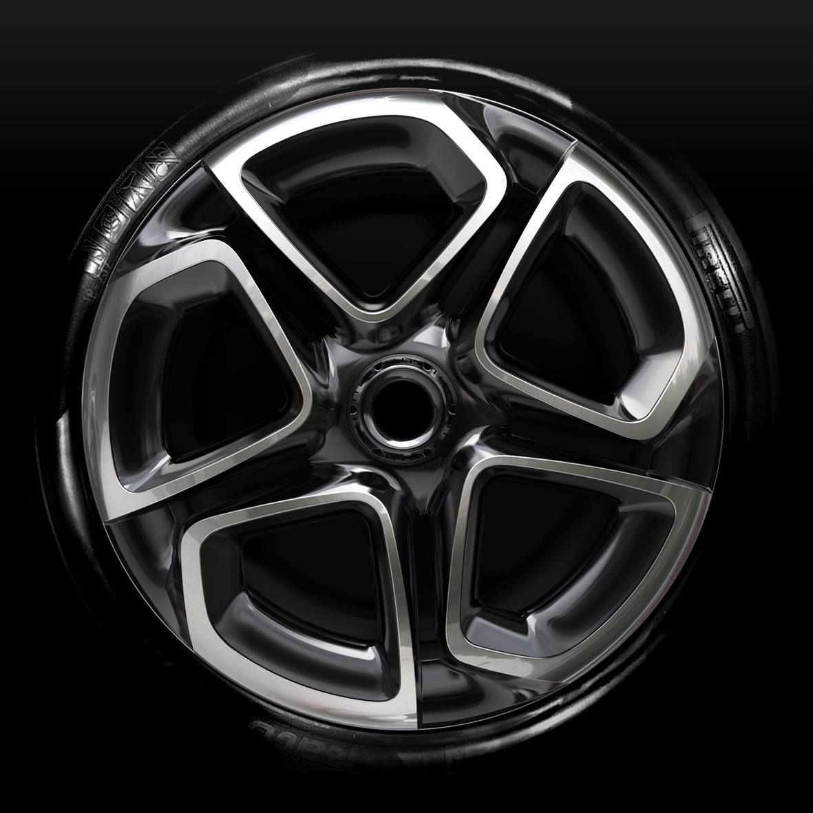 14 Stunning Car Wheels Rims Garage Ideas With Images