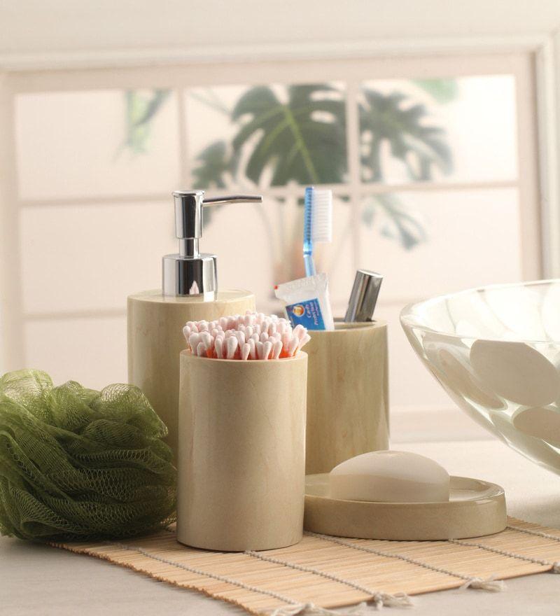 Polyresin Counter Top Bathroom, Discontinued Bathroom Accessories