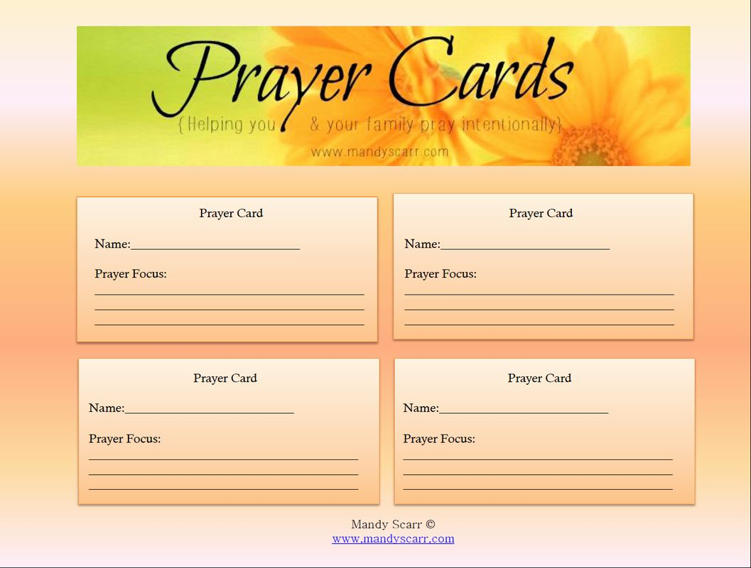 Prayer Request Cards Free Printables Awesome 8 Best Of Free Printable Memorial Prayer Cards Printable Prayers Prayer Cards Prayers