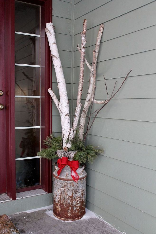 Photo of Winter Floral Designs #HolidayHomeTour