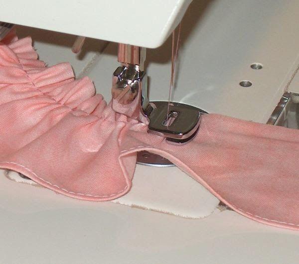 Este Prensatelas Es Fantastico Nos Permite Hacer Fruncidos Sin Tener Que Hacer Tan Accesorios De Costura Proyectos De Costura Fácil Tutoriales De Costura