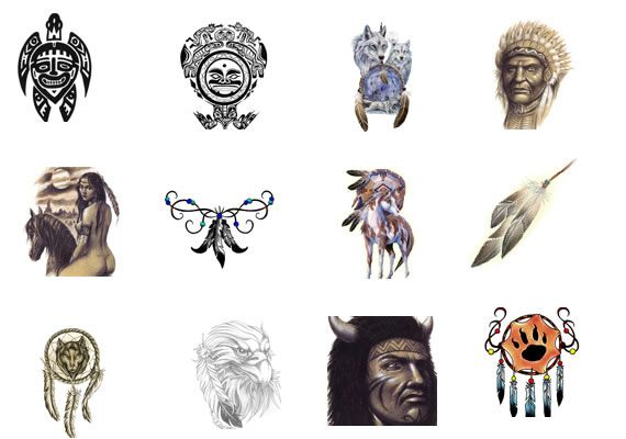 Native American Tattoos Designs And Ideas Page 33 Native