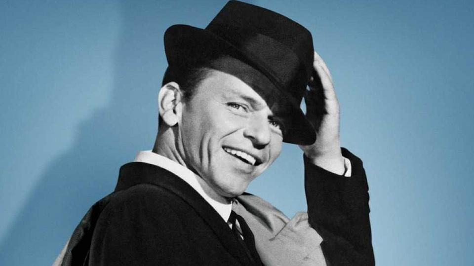 Frank Sinatra The Voice Of Our Time Frank Sinatra Sinatra Film Clips