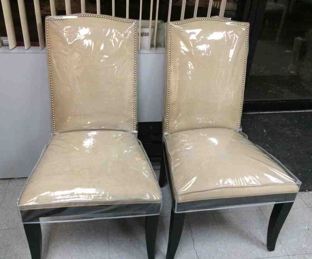 Plastic Dining Room Chair Covers  LIH 144 Dining Room