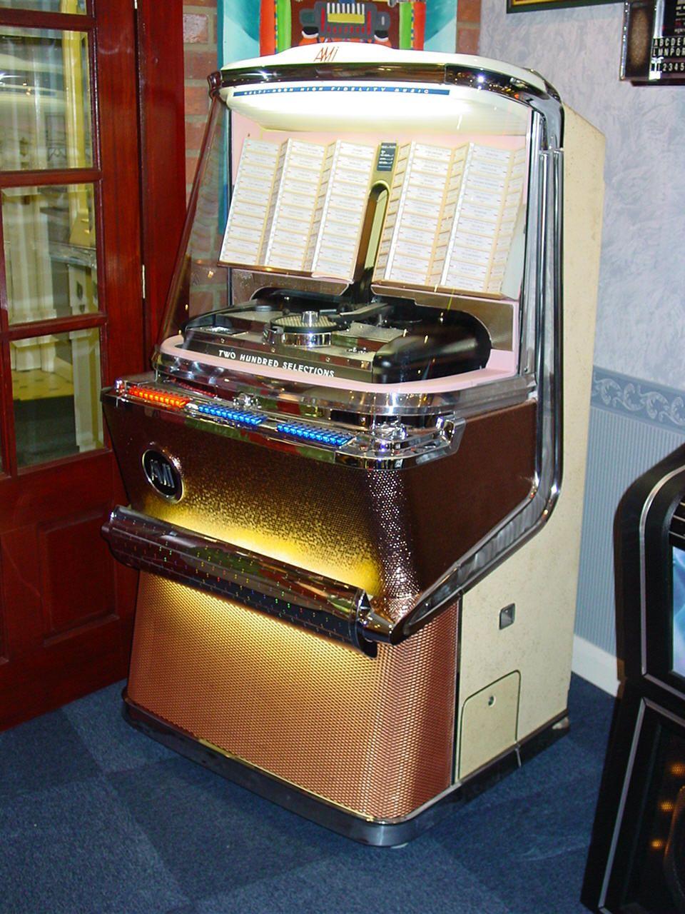 Ami Jukeboxes from The Jukebox Showroom   Jukebox ...