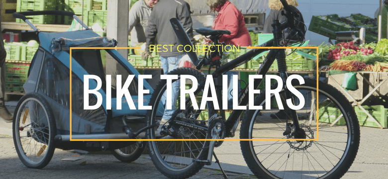Top 10 Best Bike Trailers In 2017 Reviews Cool Bikes Bike Bicycle