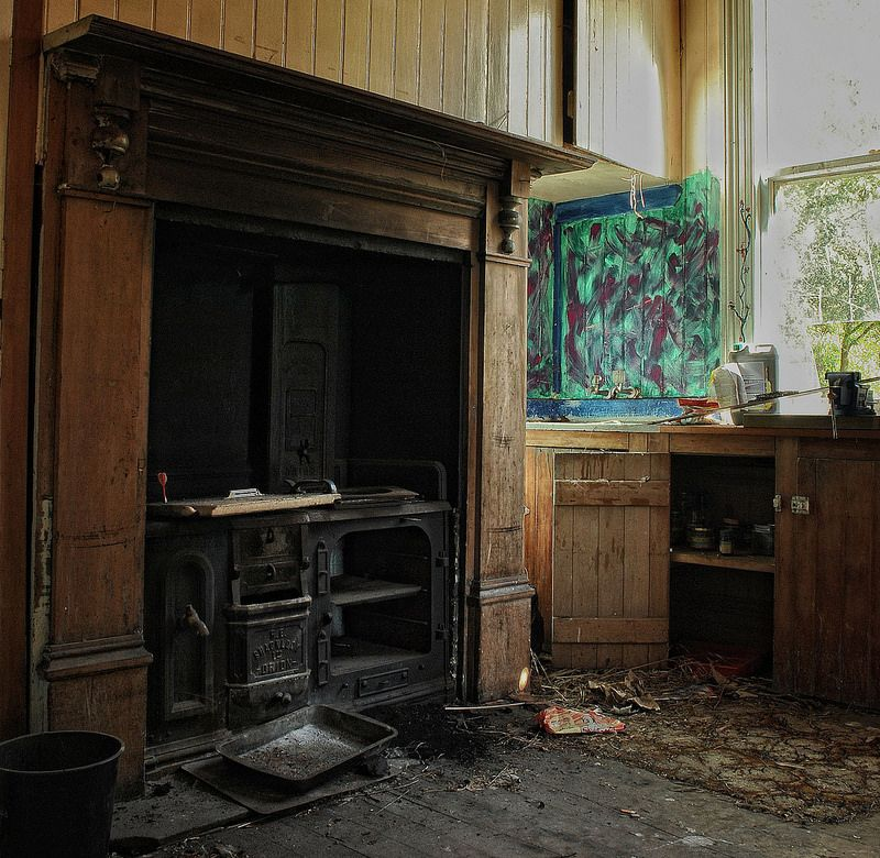 Abandoned Houses, House, Abandoned
