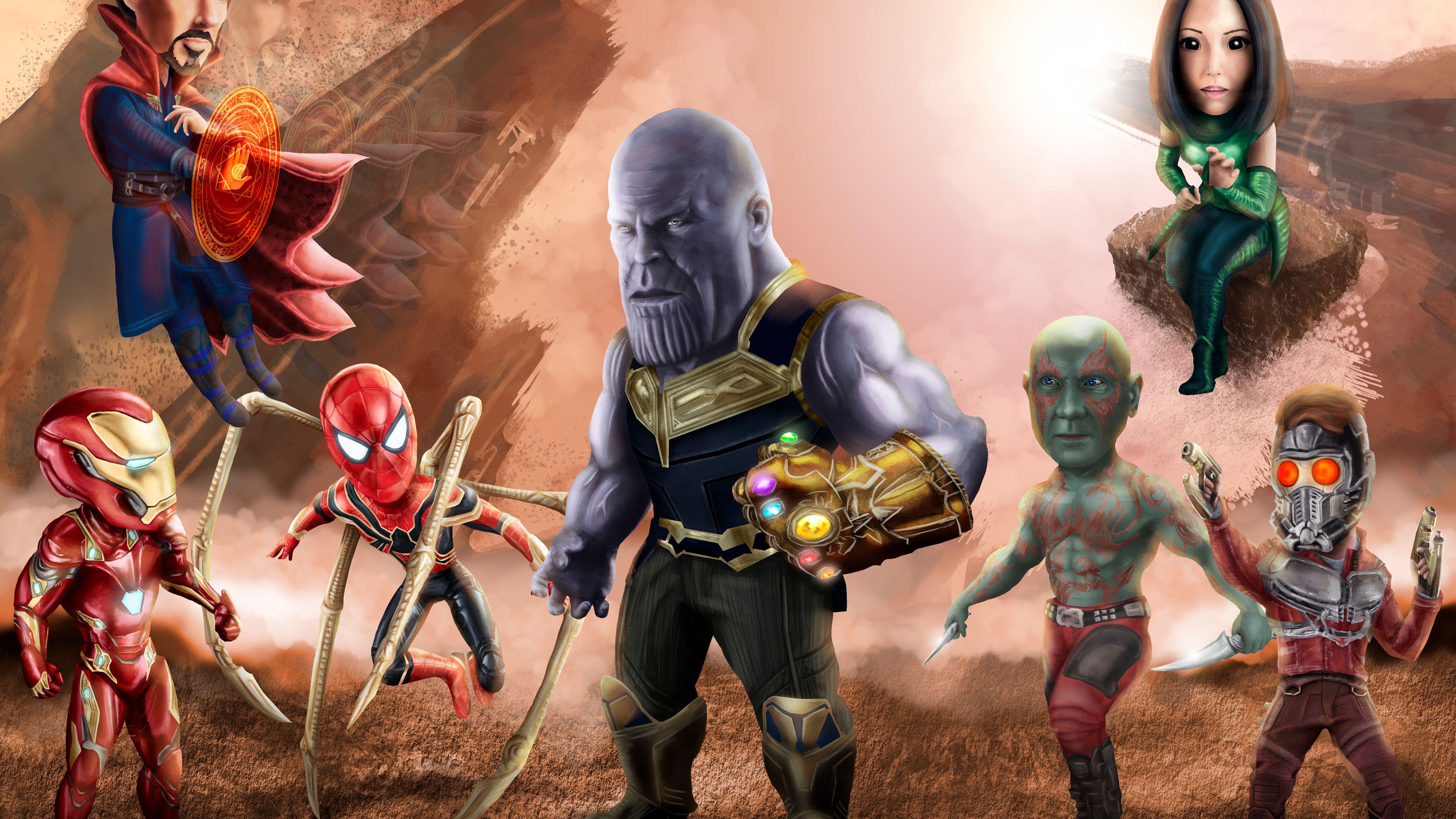 2018 Avengers Infinity War 4k Thanos Wallpapers Superheroes Wallpapers Star Lord Wallpapers Spiderman Wallpapers Mant Iron Man Wallpaper Superhero Avengers