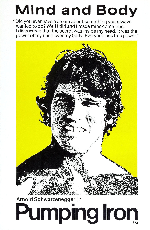 Pumping Iron Poster 02 Jpg Jpeg Image 1937x2955 Pixels Scaled 34 Pumping Iron Arnold Schwarzenegger Schwarzenegger