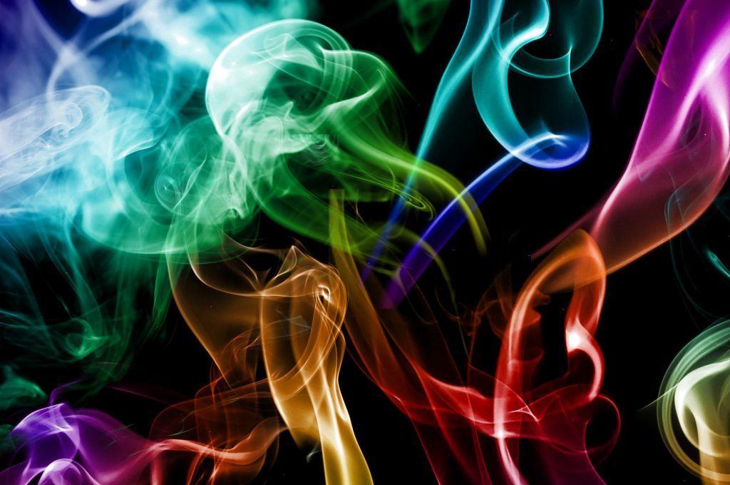 Desktop Wallpaper Epic Abstract Space Apocalypse Colored Smoke Smoke Wallpaper Colorful Backgrounds