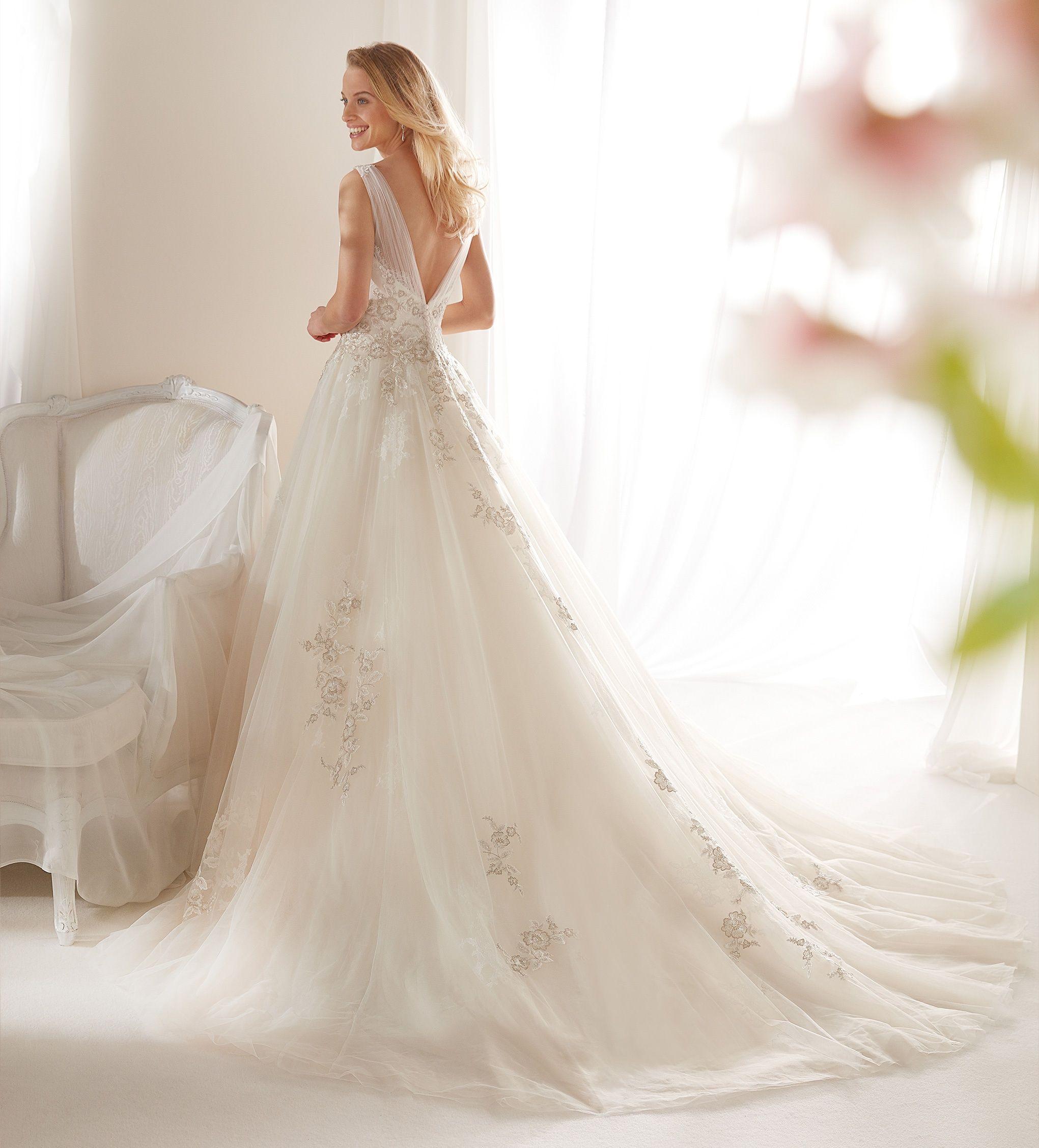 Abito Da Sposa Colet Coab19315 2019 Wedding Dresses Wedding Dresses Lace Ivory Dresses