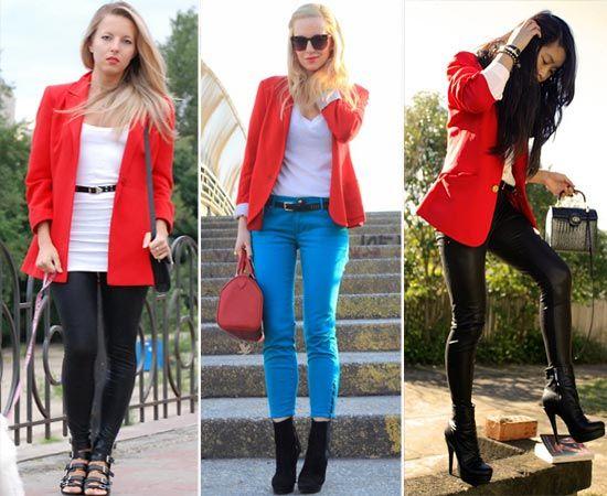 moda-blazer-vermelho