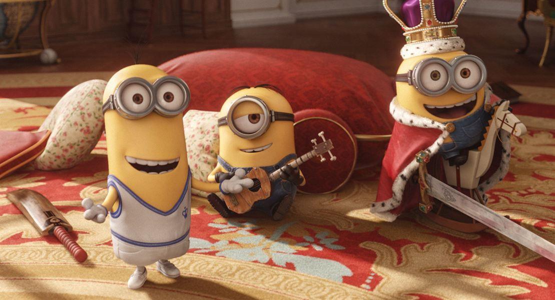 Minions: Confira as novas imagens da aventura de Kevin, Stuart e Bob - Slideshow - AdoroCinema