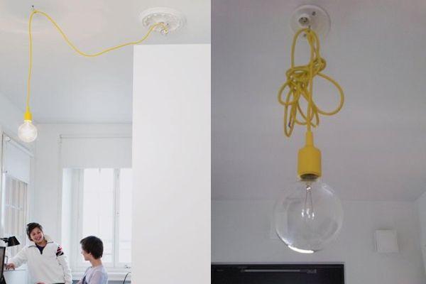 Muuto E27 Hanglamp : Het verhaal achter de muuto e lamp flinders magazine in the