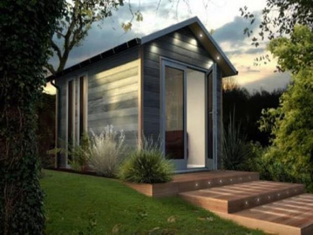 Tiny Home Designs: 12'x16' Tiny Home 292 Sq Ft - Tiny House Listings
