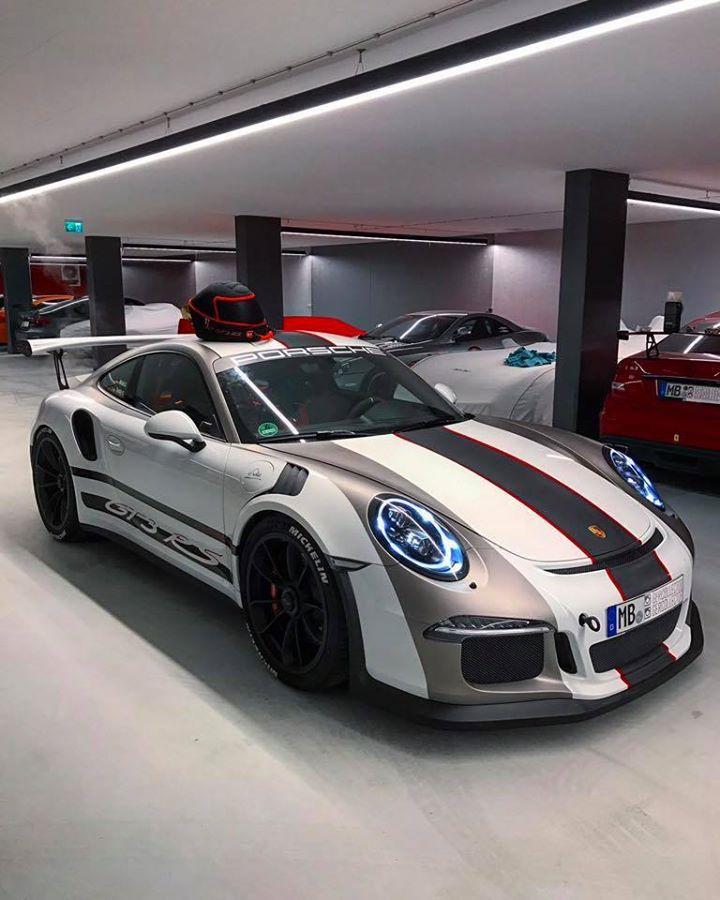 Porsche GT3 RS 2017