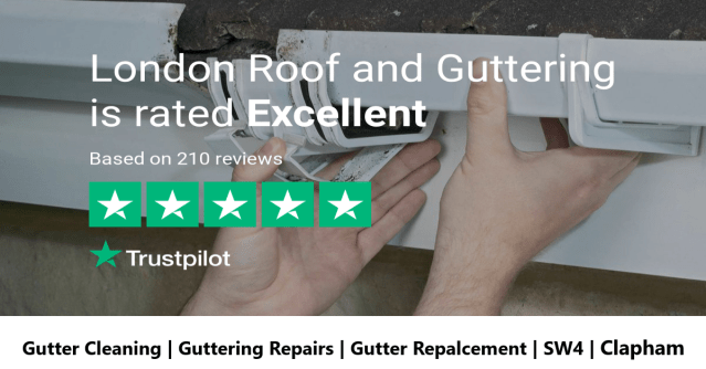 Gutter Cleaning Repairs Sw4 Clapham Gutter Services South West London Cleaning Gutters Gutter Gutter Services