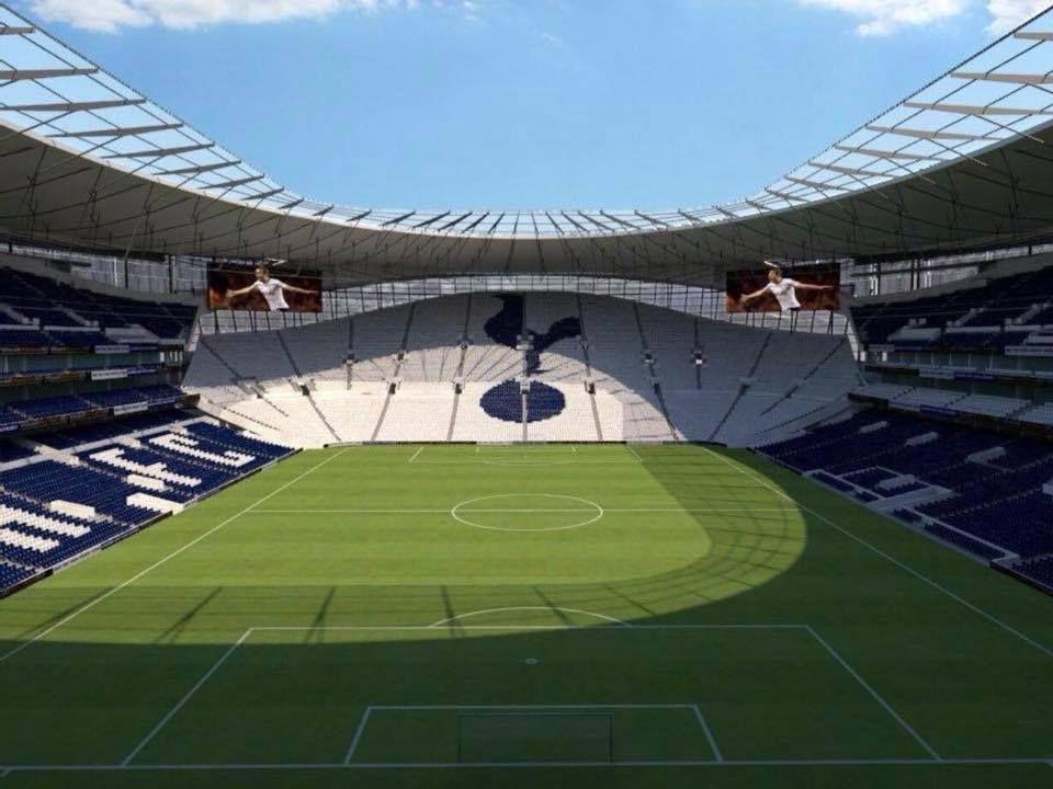 Tottenham Hotspur Stadium Spurs new football ground White Hart Lane Photograph