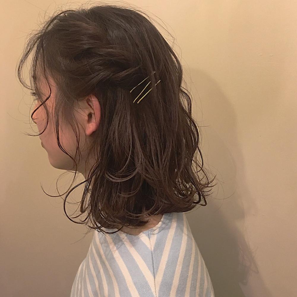人気の黒髪ロブヘアがおしゃれ 美容師イチ押しヘアカタログ Hair