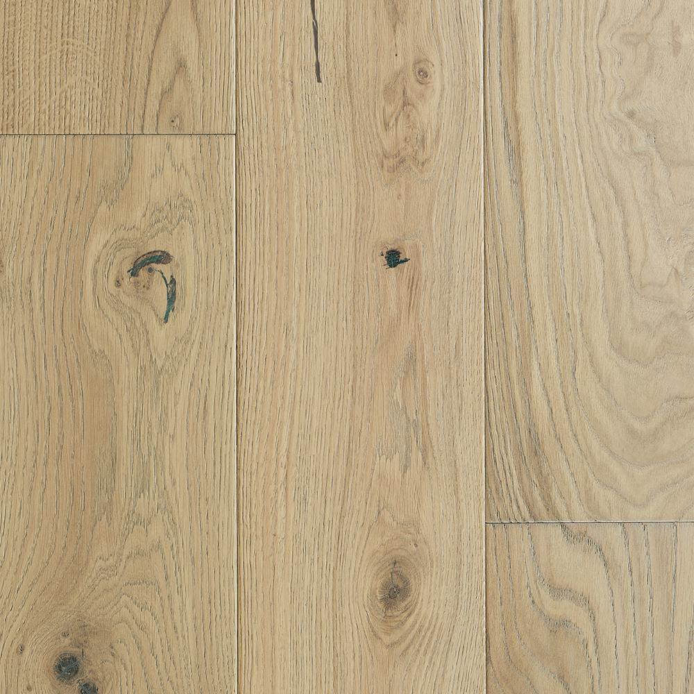 Malibu Wide Plank French Oak Mavericks 1 2 In Thick X 7 1 2 In Wide X Varying Length Engineered H In 2020 Engineered Hardwood Flooring French Oak Engineered Hardwood