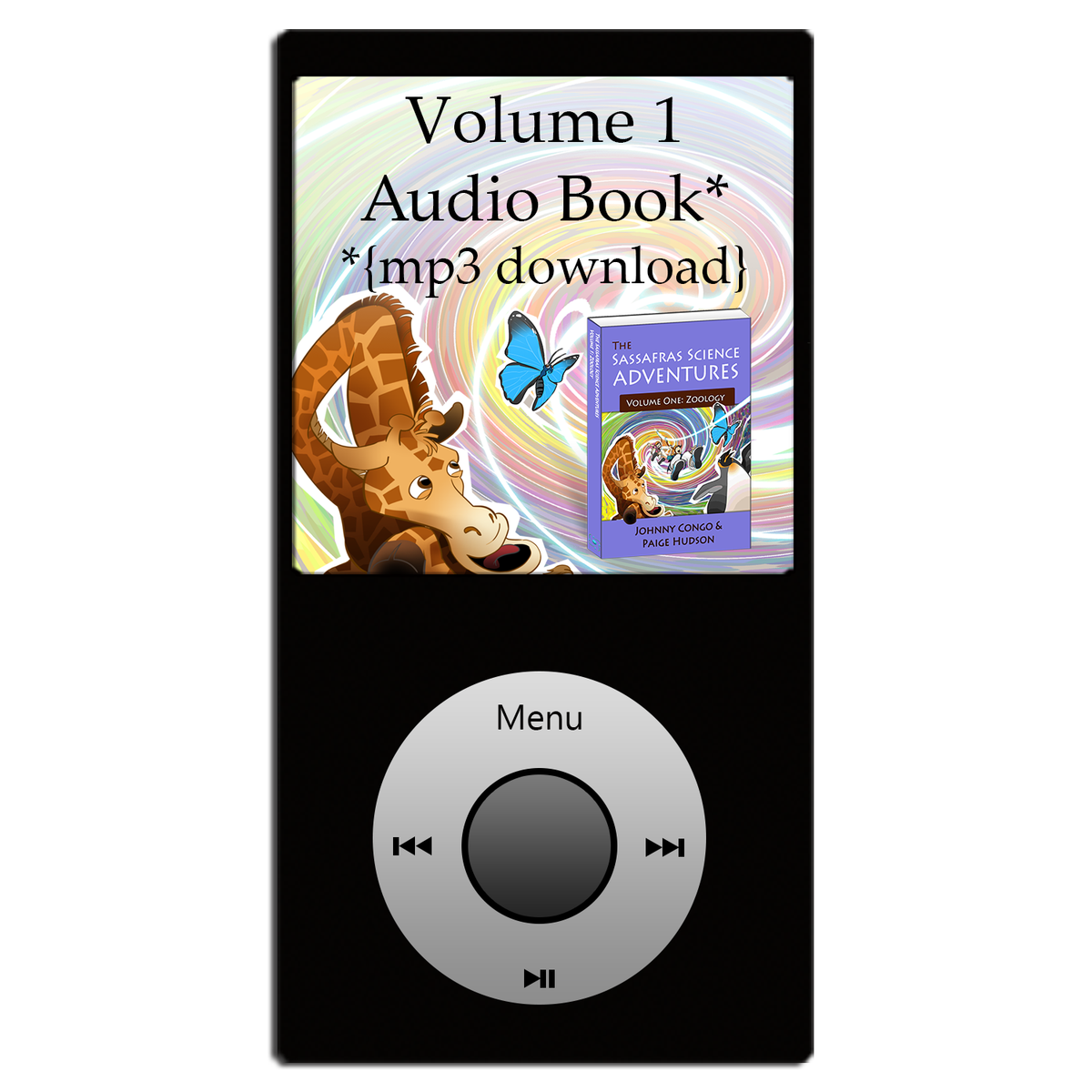 Sassafras Science Adventures Volume 1 Zoology Audiobook
