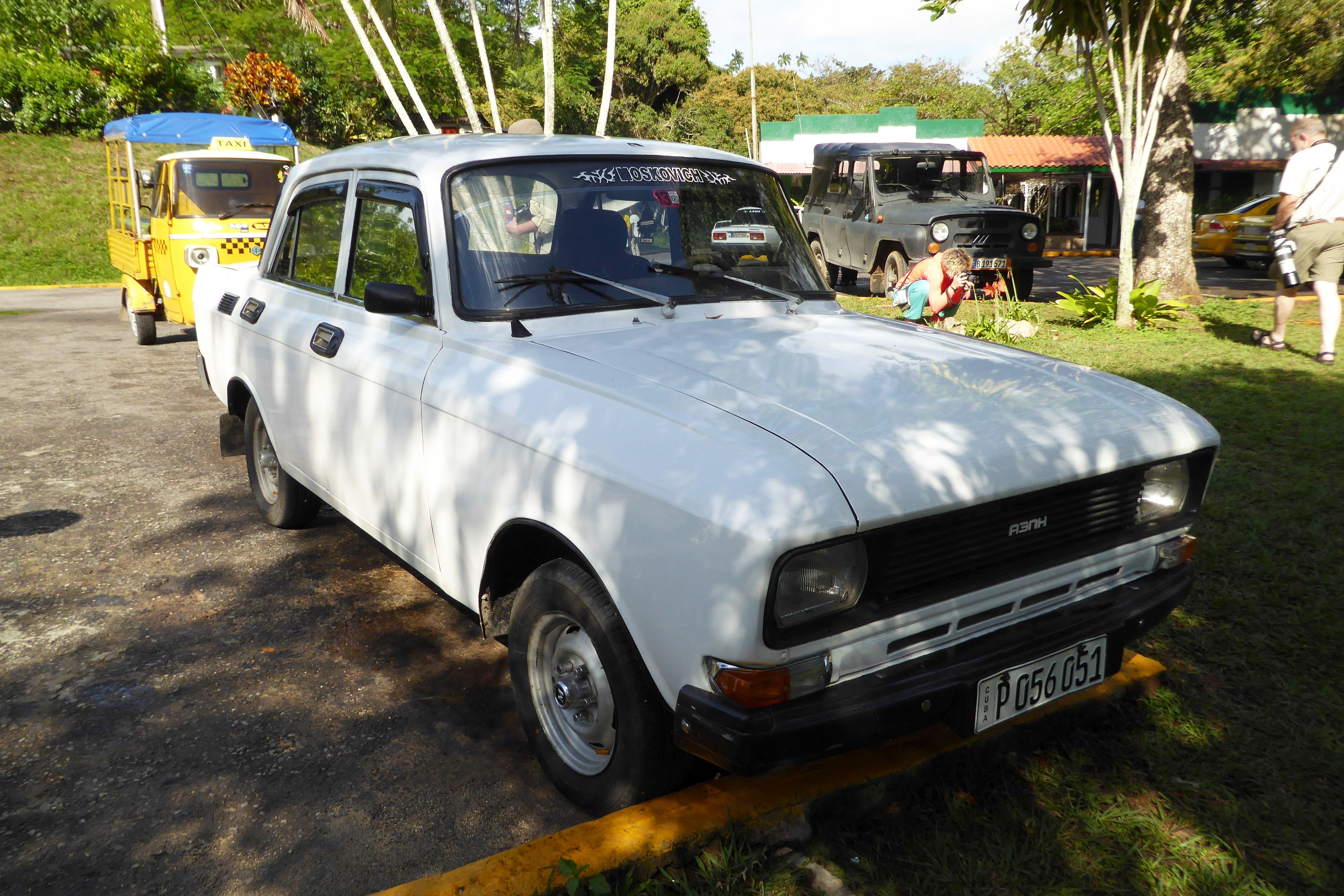 Moskvitch Cars Were A Symbol Of The Soviet Middle Class The Plant