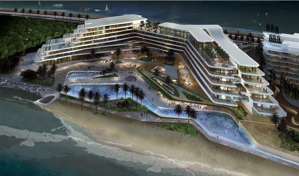 Haccp Monitoring System Resort Architecture Hotel Design Architecture Hotel Landscape