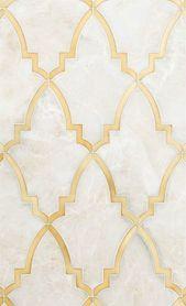 Paris Grande Water Jet Von Mosaic Surface Mosaik Arabisches